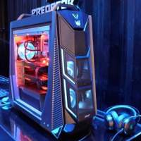 Acer Predator Orion 9000 - PO9-900 - Core i9 - GTX1080 16GB Ram 1256GB HDD - HIGHEND GAMER-PC