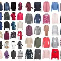 Women's Winter Clothing Jackets Coat Pullover Sweater Mix