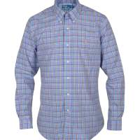RL SHIRT MULTICOLOR (BLUE)